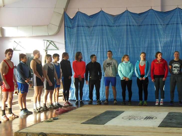 У Вінниці відбувся кубок області з важкої атлетики - фото 1