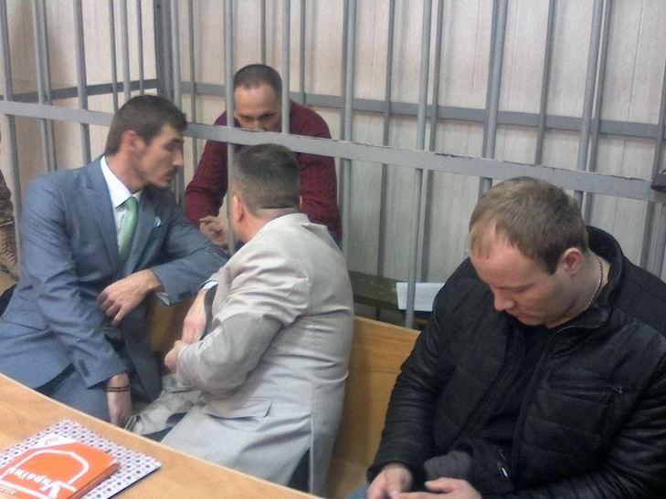Адвокат Шевцова найняв бодігардів - фото 1