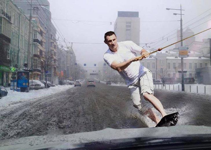 Чим мер Києва відрізняється від мера Риги - фото 1