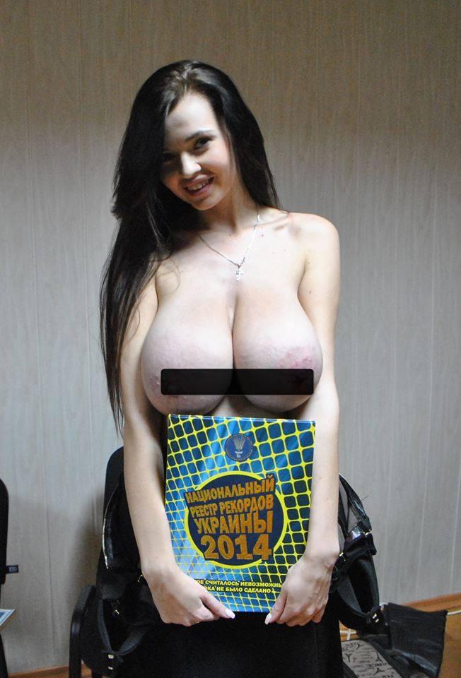 Киевлянки с большой грудью фото 347-349