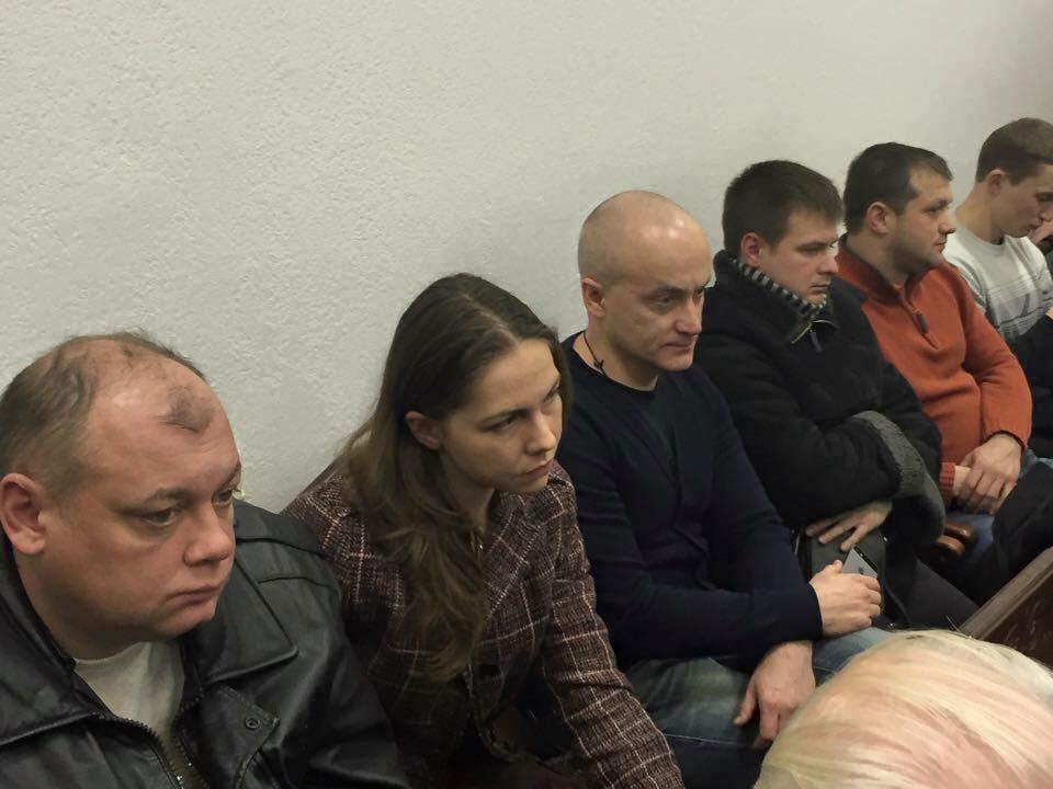 Сестра Савченко прийшла в суд над Корбаном - фото 3