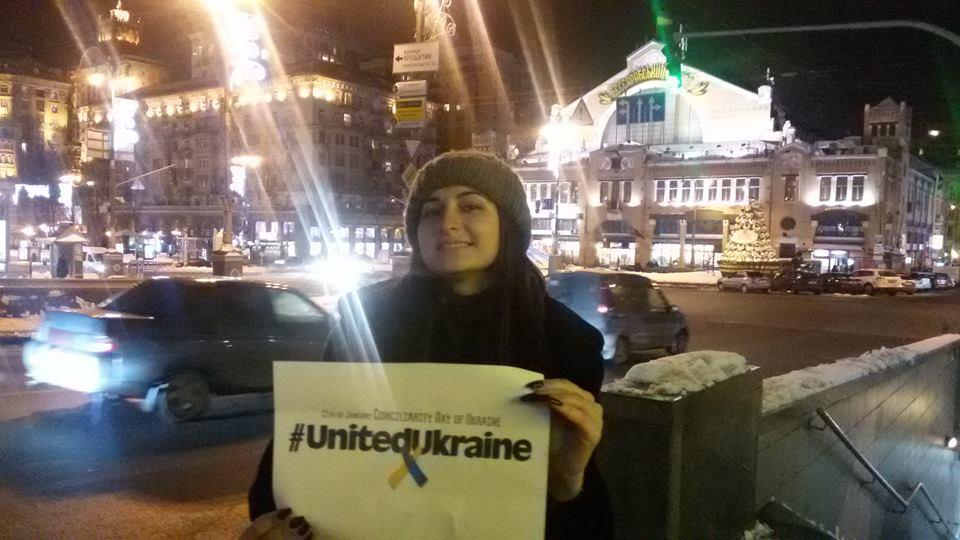 "Флешмоб ""United Ukraine"" охопив вже три континенти - фото 10"