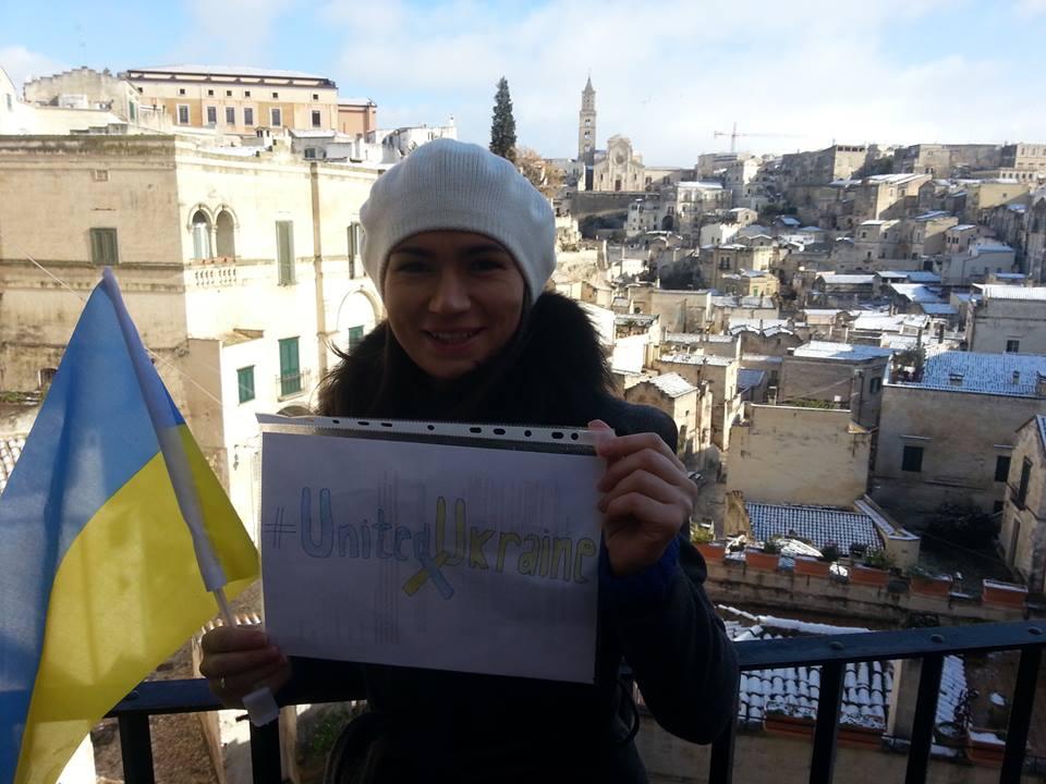 "Флешмоб ""United Ukraine"" охопив вже три континенти - фото 11"
