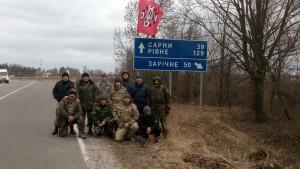 До блокади російських фур долучились активісти на Рівненщині (ФОТО) - фото 3