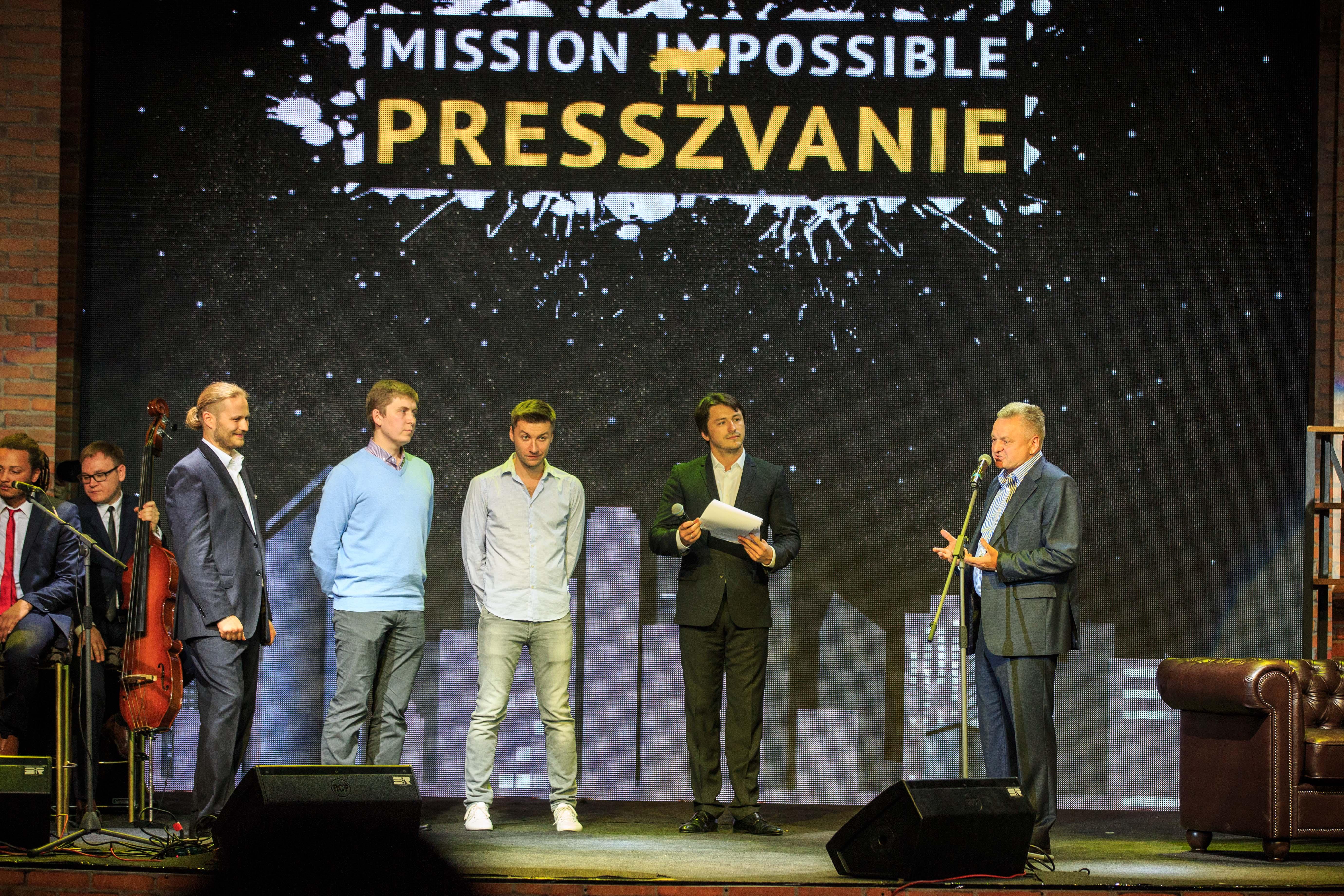 Озвучені імена переможців 11-го конкурсу PRESSZVANIE - фото 1