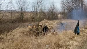 До блокади російських фур долучились активісти на Рівненщині (ФОТО) - фото 2