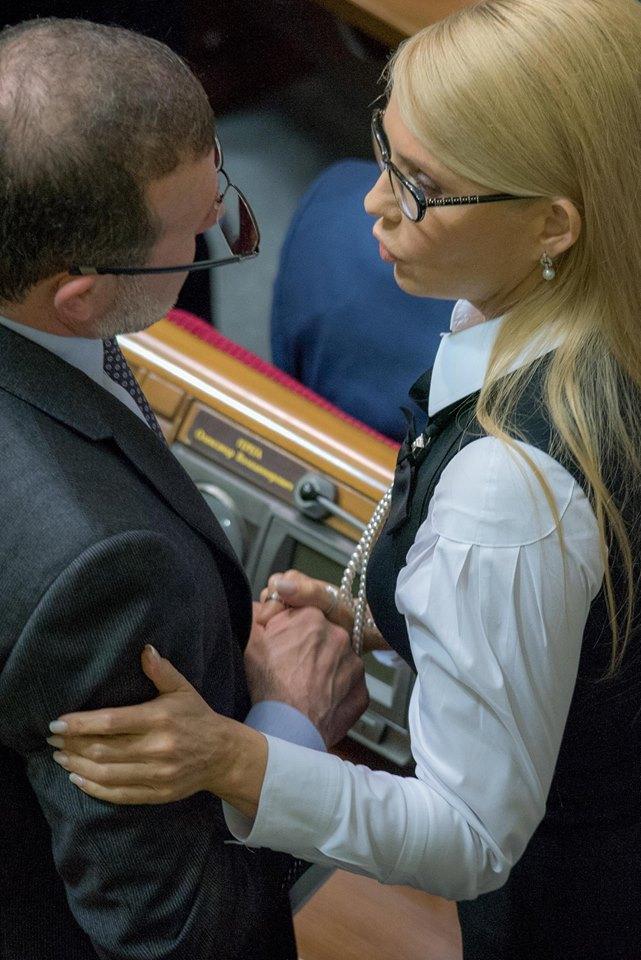 Чому розплетена коса: еволюція зачісок Тимошенко  - фото 3