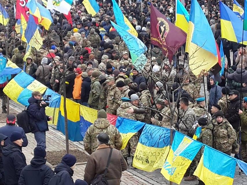 У центрі Києва готуються провести всеукраїнське Віче - фото 1