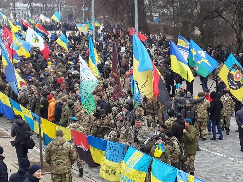 У центрі Києва готуються провести всеукраїнське Віче - фото 2