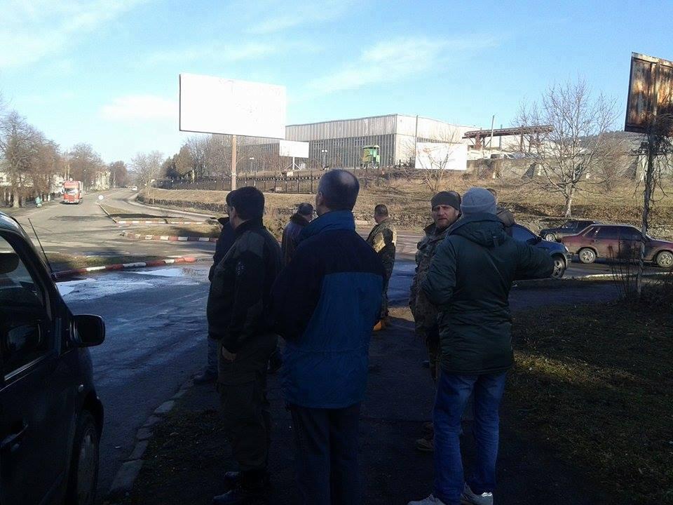 На Вінниччині розпочали блокаду російських вантажівок - фото 2