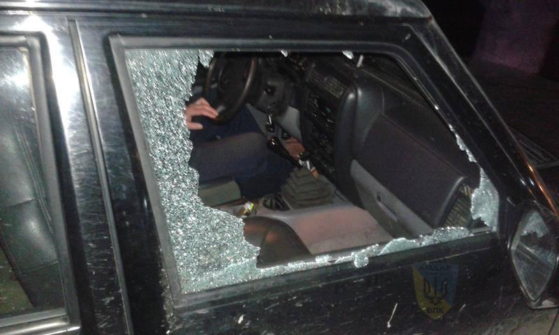 Під Вінницею розстріляли автівку латвійського інвестора - фото 1