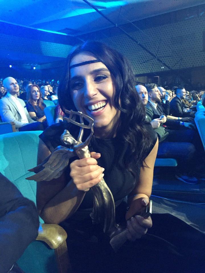YUNA-2016: Джамала стала тріумфатором премії - фото 1