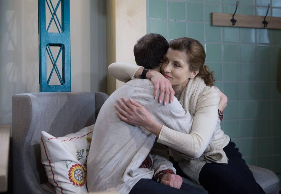Марина Порошенко сходила на каву з хлопцем з ДЦП - фото 5