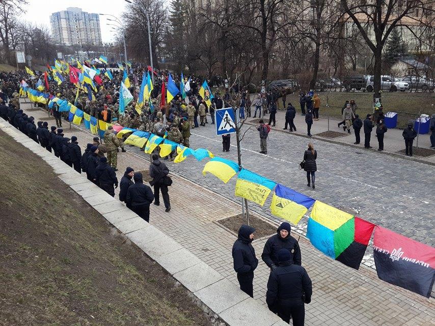 У центрі Києва готуються провести всеукраїнське Віче - фото 3