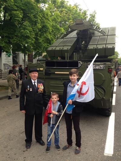 """Шеф вінницької поліції каже, що він не """"сєпар"""" - фото 1"""