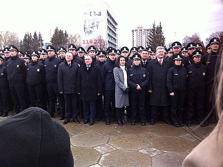 Вінницькі поліцейські присягнули на вірність українському народу - фото 1
