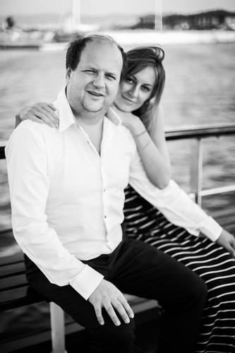 """Лідер """"ТІКу"""" Бронюк опублікував романтичну фотосесію з дружиною - фото 2"""