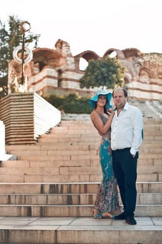 """Лідер """"ТІКу"""" Бронюк опублікував романтичну фотосесію з дружиною - фото 4"""