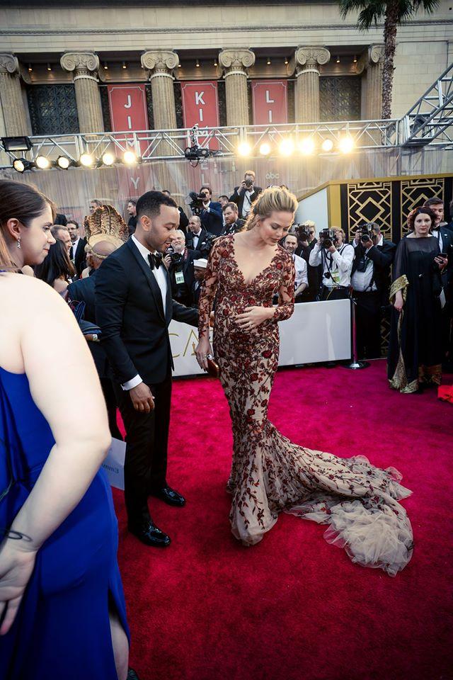 Оскар-2016: як зірки червоною доріжкою наряди вигулювали - фото 1