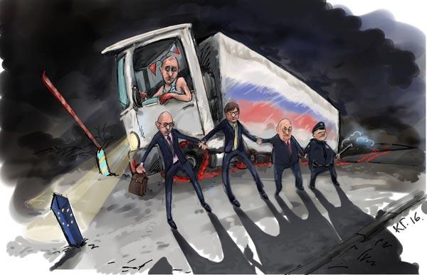 Европа скасує візи українцям 30 лютого та як з'їсти за ніч ковбаси на тисячі гривень - фото 4