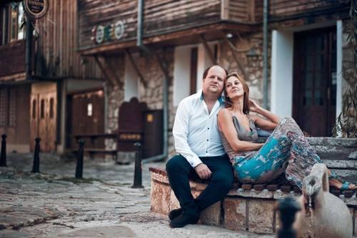 """Лідер """"ТІКу"""" Бронюк опублікував романтичну фотосесію з дружиною - фото 9"""