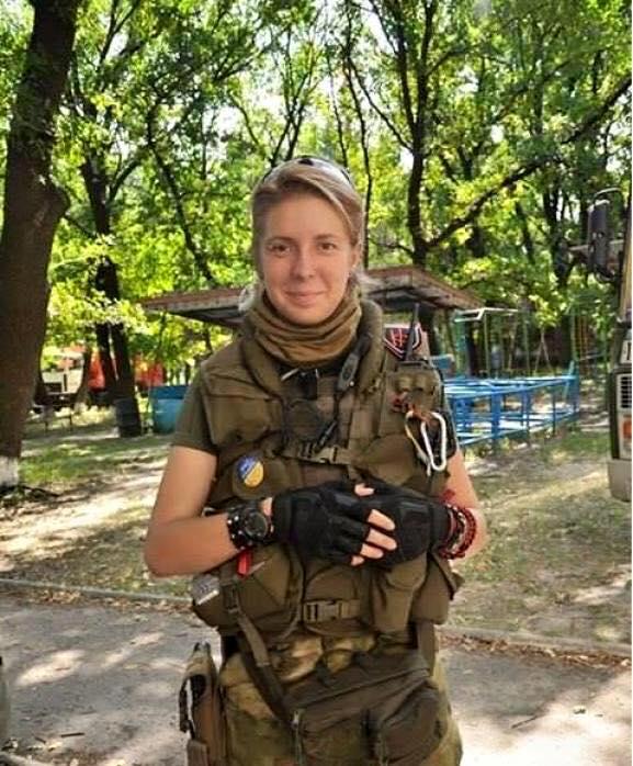 Краса рятує Україну: ТОП-10 красунь-бійців АТО - фото 4
