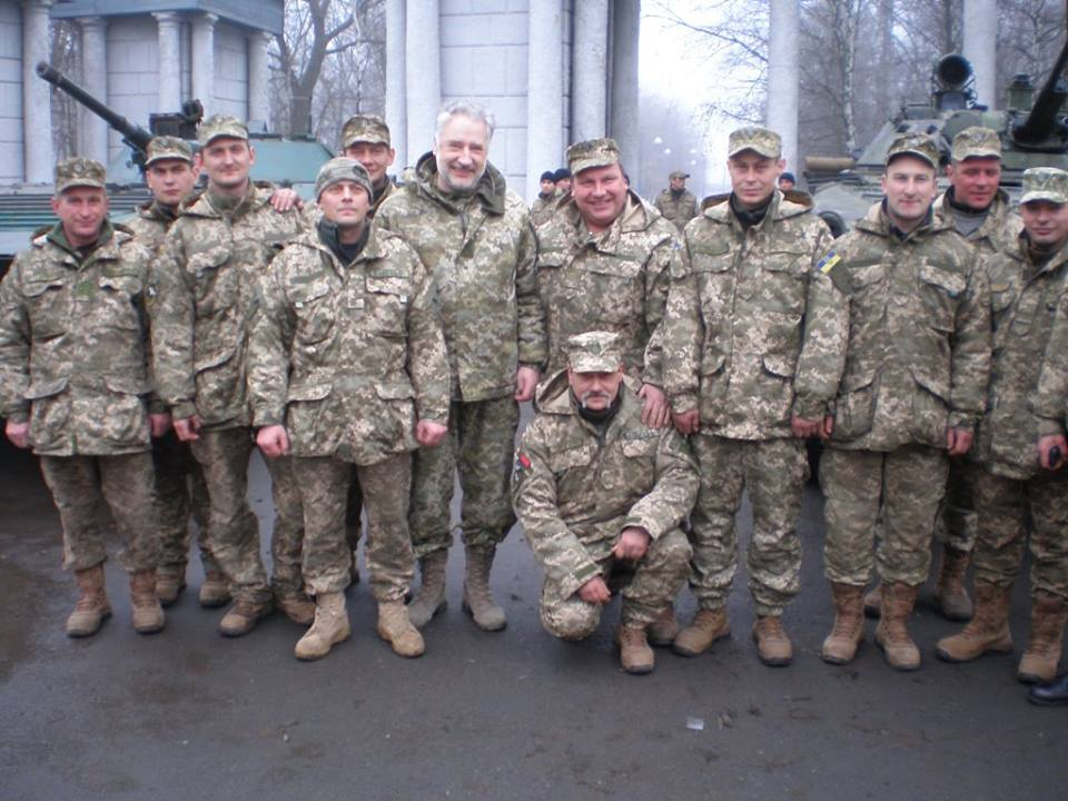 Жебрівський похвалився, що півроку був розвідником у зоні АТО (ФОТО) - фото 1