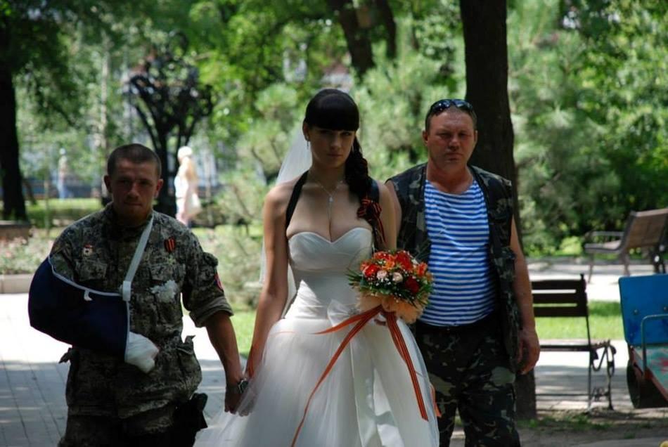 """Чим займаються жінки ватажків міфічної """"Новоросії"""" - фото 9"""