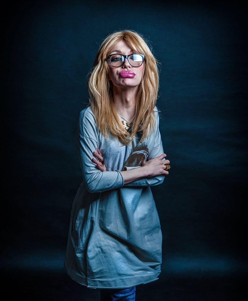 Монро показала, як виглядають жінки зі збільшеними губами  - фото 2