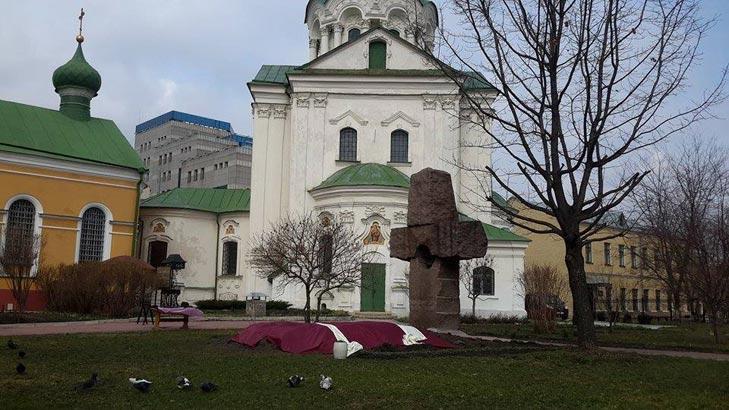 Місце, де буде похований Георгій Гонгадзе - фото 2