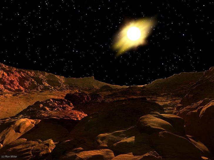 Як виглядає світанок на інших планетах - фото 1