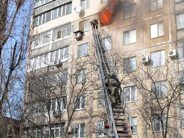 У Миколаєві горіла багатоповерхівка: десятьох евакуювали - фото 2
