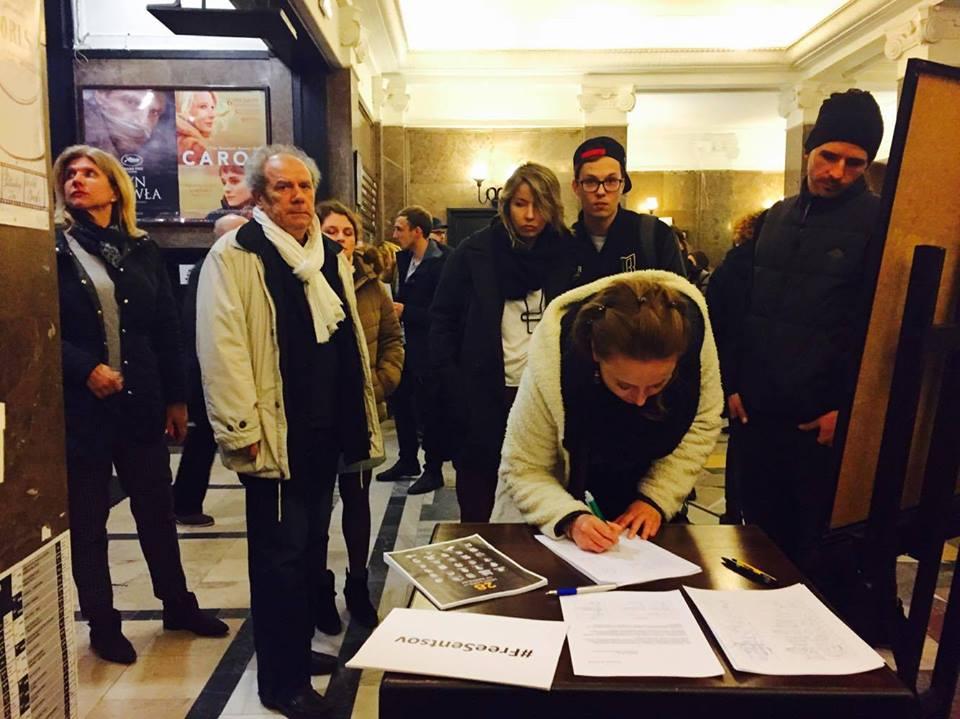 У Варшаві понад півтисячі митців підписалися під вимогою звільнити Сенцова - фото 1