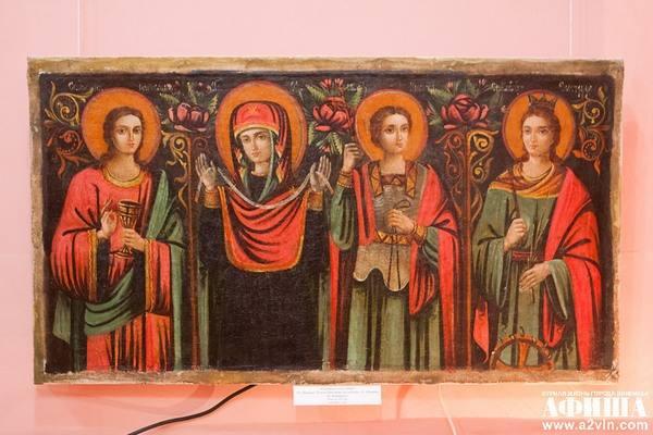 """Вінницьких художник """"переплюнув"""" Ющенка в колекціонуванні ікон - фото 11"""