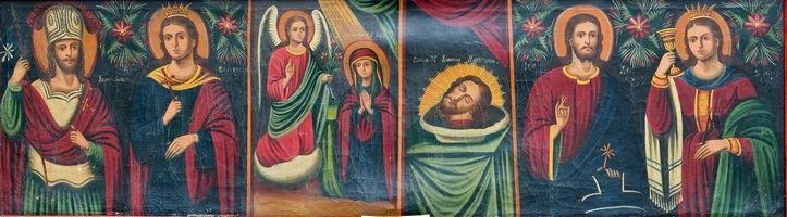 """Вінницьких художник """"переплюнув"""" Ющенка в колекціонуванні ікон - фото 5"""
