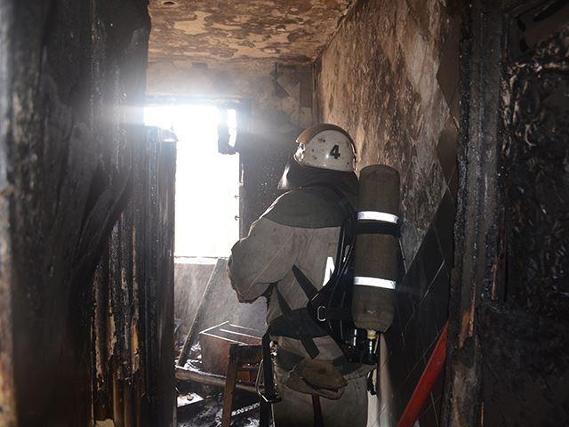 У Миколаєві горіла багатоповерхівка: десятьох евакуювали - фото 1