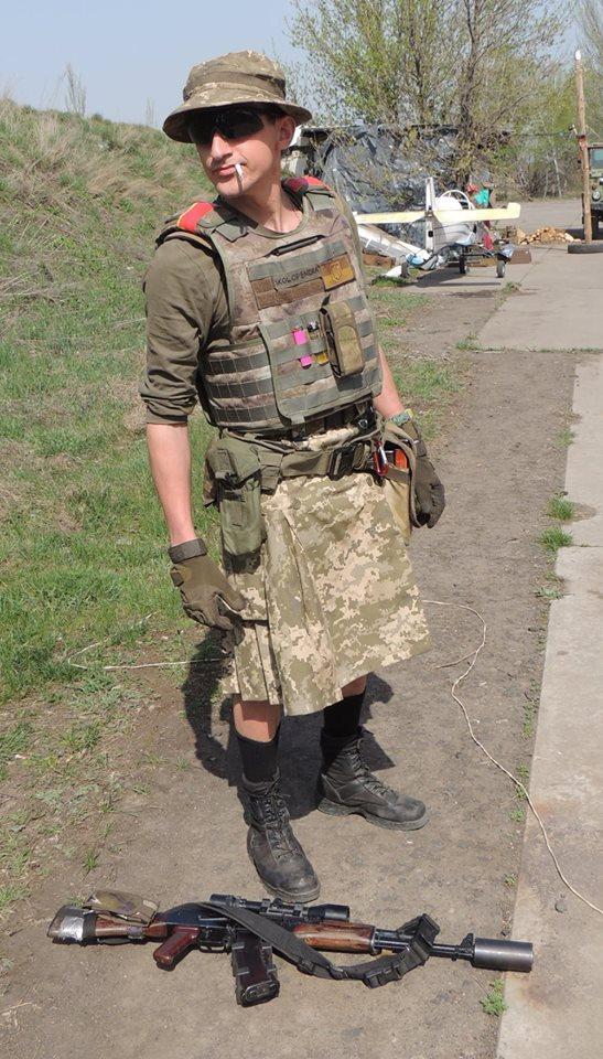 Краса рятує Україну: ТОП-10 красенів-бійців АТО - фото 8