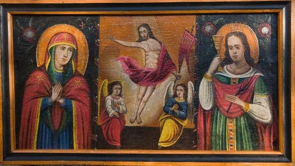 """Вінницьких художник """"переплюнув"""" Ющенка в колекціонуванні ікон - фото 4"""