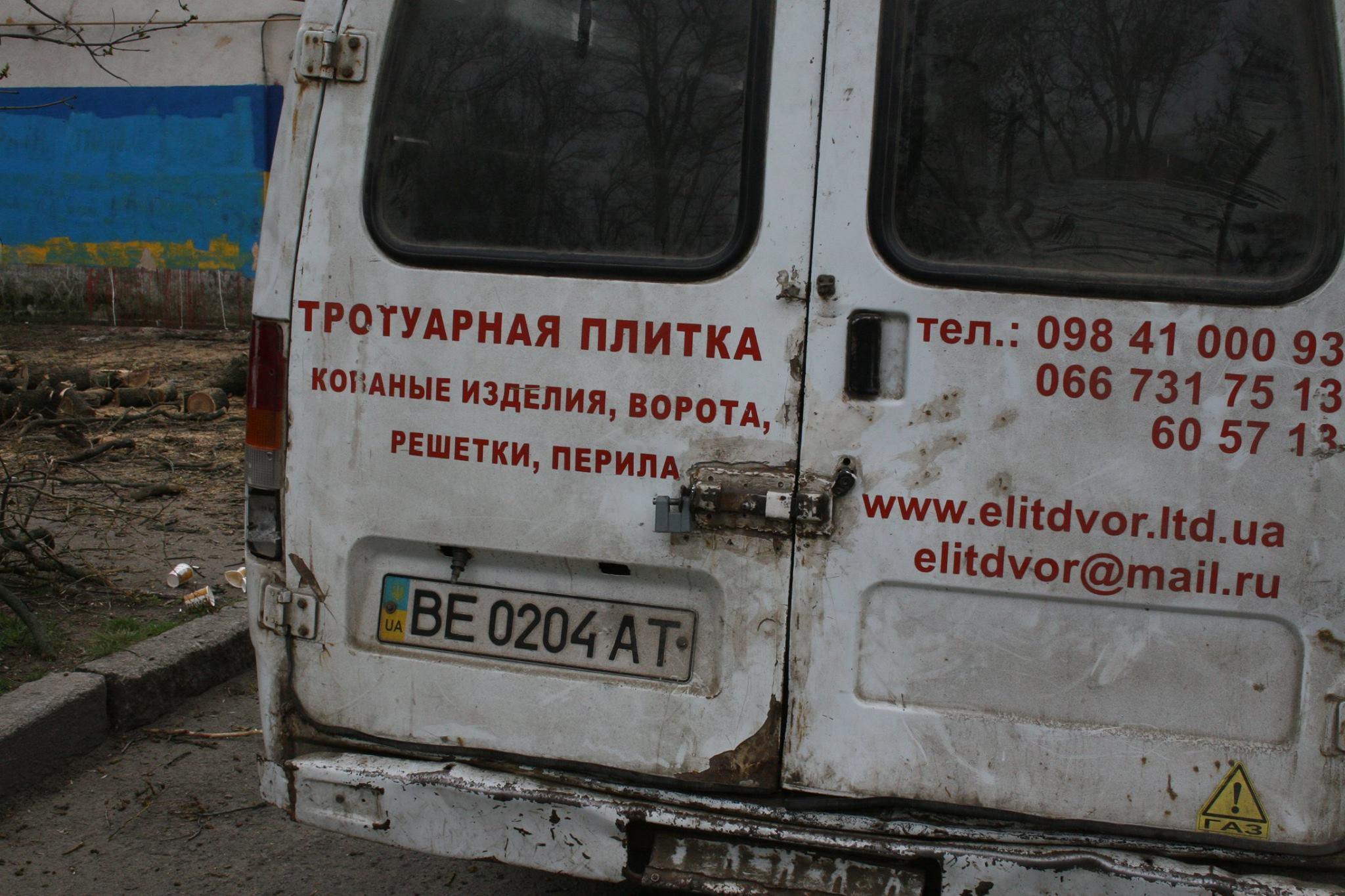 У Миколаєві під виглядом кронування дерева пиляють на дрова - фото 4