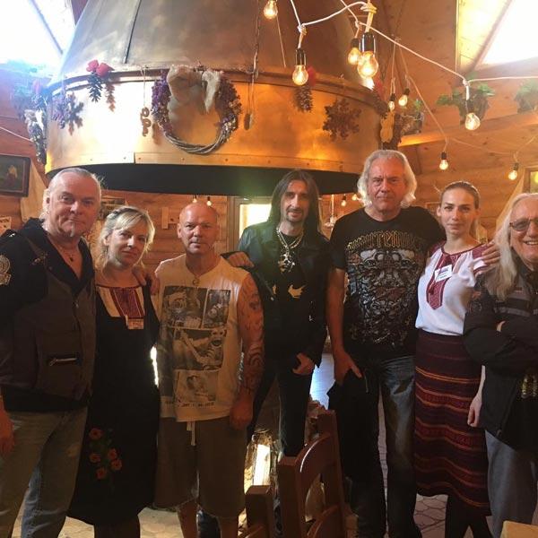 Україна очима Uriah Heep  - фото 3
