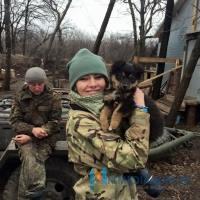 Чим займаються на Донбасі найкращі друзі бійців АТО-3 - фото 16