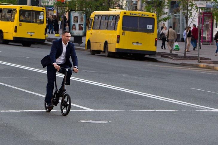 """ЗМІ: скільки коштує велосипед """"Кличка-реформатора"""" - фото 3"""