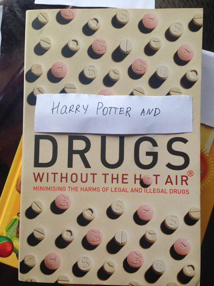 """Відлуння """"Книжкового арсеналу"""": Гаррі Поттер і Світанок сексу - фото 13"""