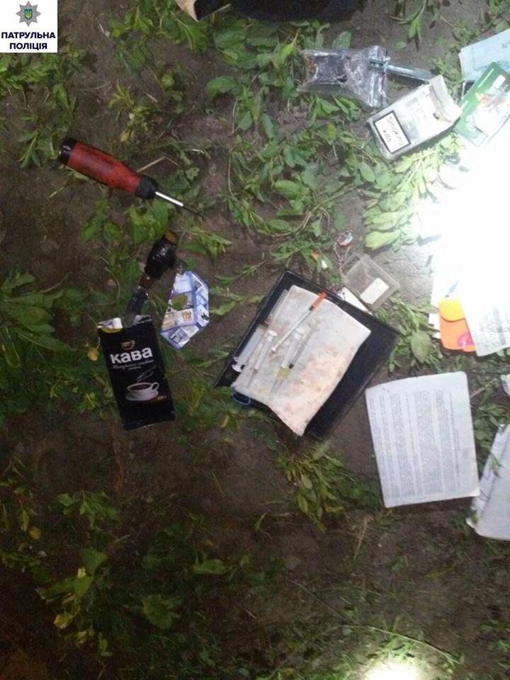 """Поліція затримала миколаївця, що продає наркотики """"з велосипеда"""""""