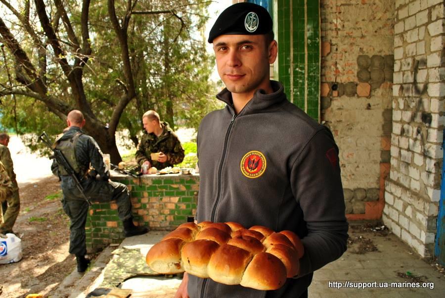 Майовка на війні: Як виглядають пікніки бійців АТО - фото 17
