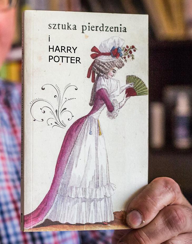 """Відлуння """"Книжкового арсеналу"""": Гаррі Поттер і Світанок сексу - фото 5"""