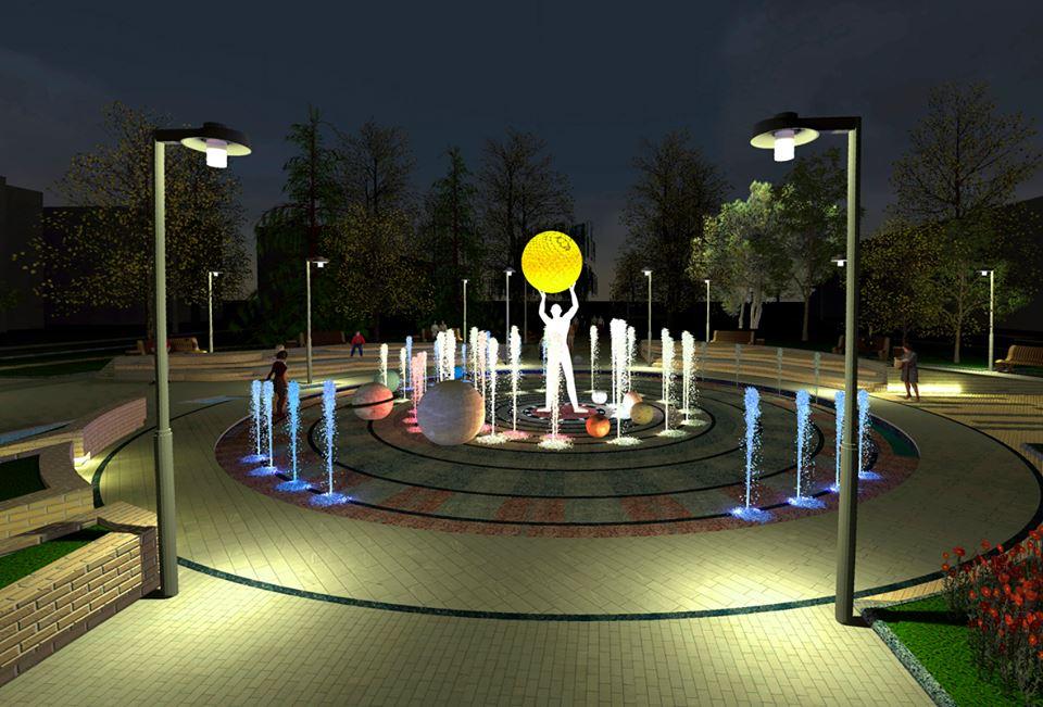 У Вінниці побудують ще один фонтан - фото 1