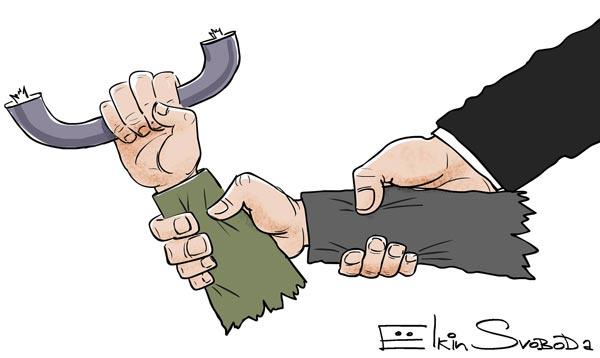 Путін і ручка Хаммера та як кума замінила кума у Верховній Раді  - фото 4