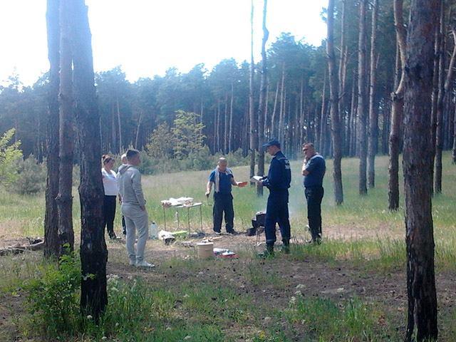 Рятувальники навчають миколаївців, як не підпалити себе на відпочинку - фото 1