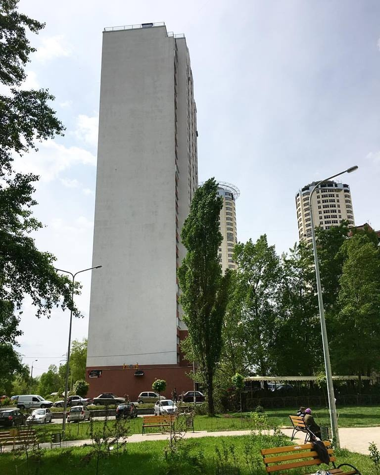 У Києві з'явиться один з найбільших муралів у світі - фото 1